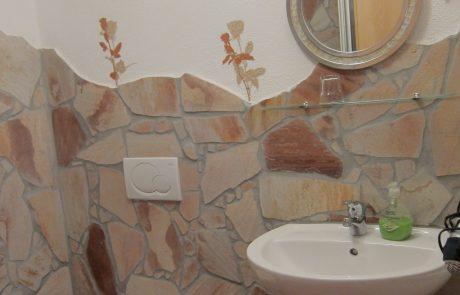 Gästehaus Parkblick - Badezimmer